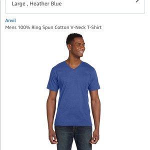 Lightweight V Neck T-shirt. Never worn